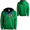 Volcom Poster Stencil Full-Zip Hooded Sweatshirt - Men's