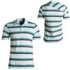 Volcom Bangin Stripe Polo Shirt - Short-Sleeve - Men's