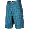 Volcom Frickin Plaid Chino Short - Men's