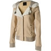 Volcom Burn Doubt Sherpa Jacket - Women's