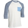 Rudi Custom Raglan T-Shirt - Long-Sleeve - Men's