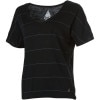 Volcom Moclov Dolman V Top - Short-Sleeve - Women's