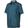Ex Factor Solid Shirt - Short-Sleeve - Boys'
