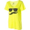 Volcom Russ-Tache Boyfriend V Neck T-Shirt - Short-Sleeve - Women's