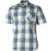 Volcom Ex Factor Plaid Button-Down Shirt - Short-Sleeve - Men's