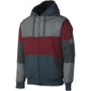 Volcom Vinced Fur-Lined Full-Zip Hoodie - Men's
