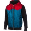Cane Quilted Full-Zip Hoodie - Men's