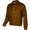 Squiggy Suede Jacket - Men's