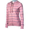 Moclov Striped Full-Zip Sweatshirt - Women's