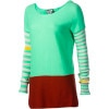 Peace Of Mind Boatneck Sweater - Women's