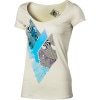 Litter Stone Slim V-Neck T-Shirt - Short-Sleeve - Women's