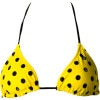 Dada Dot Reversible Triangle Bikini Top - Women's