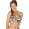 Rainbow Rebellion Underwire Bandeau Bikini Top - Women's