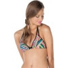 Rainbow Rebellion Triangle Bikini Top - Women's