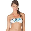 Vco Sea Turtle Bandeau Bikini Top - Women's