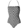 Jail Bird One-Piece Swimsuit - Women's