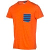Dangerous Molecule Pocket Slim T-Shirt - Short-Sleeve - Men's