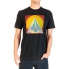 Line Pyramid Slim T-Shirt - Short-Sleeve - Men's