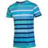 Kinetic Stripe Slim T-Shirt - Short-Sleeve - Men's