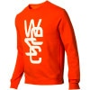 Overlay Crew Sweatshirt - Men's