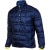 Stoic Hadron Down Cardigan - Men's: At just seven-ounces light, the Stoic Men's Hadron Down Cardigan packs a powerful warmth-to-weight ratio that makes your other synthetic-insulated jacket look childish in comparison.