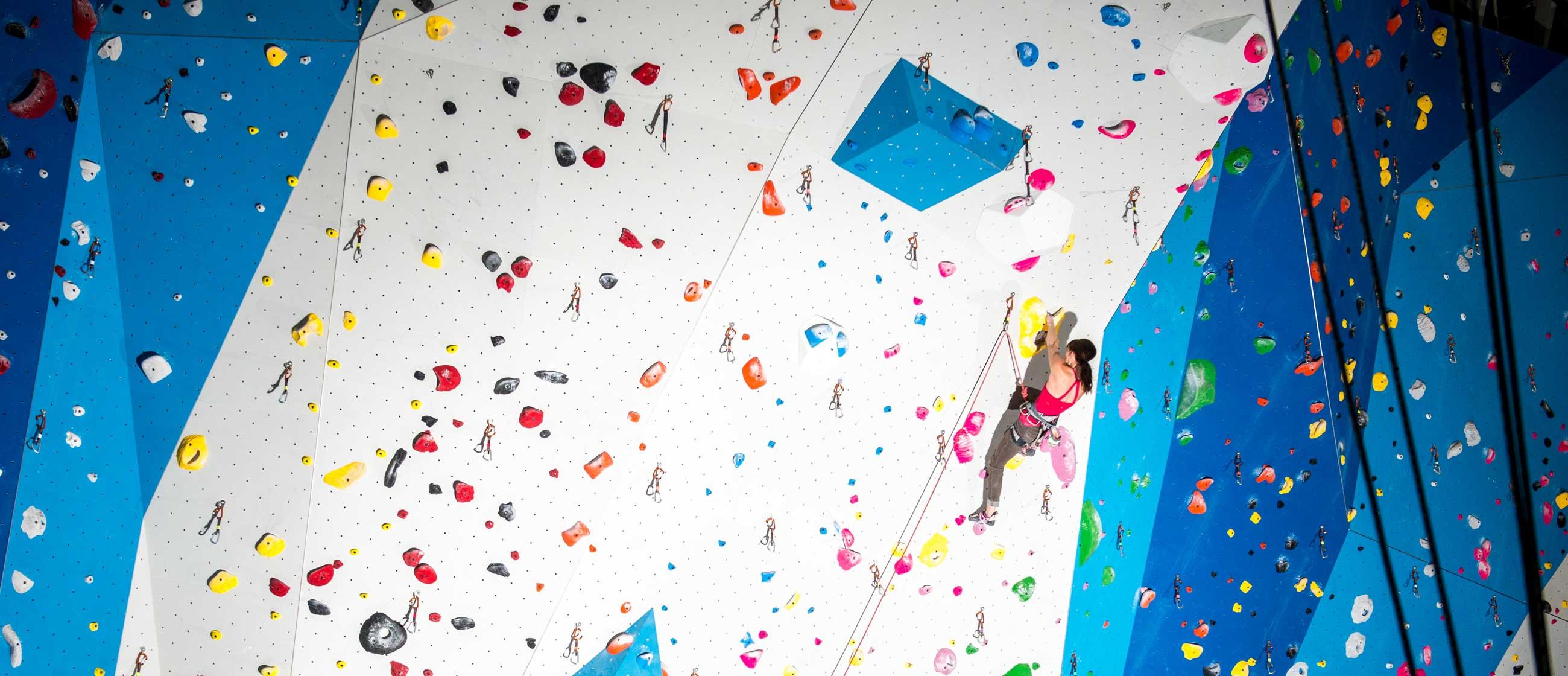 Sport Climbing Indoor Climbing Gym