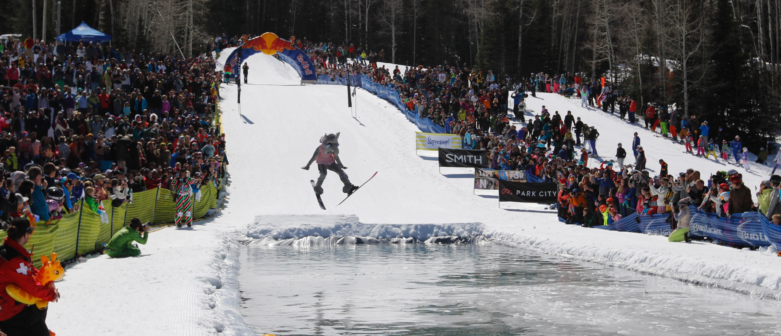 How to Win at Pond Skimming